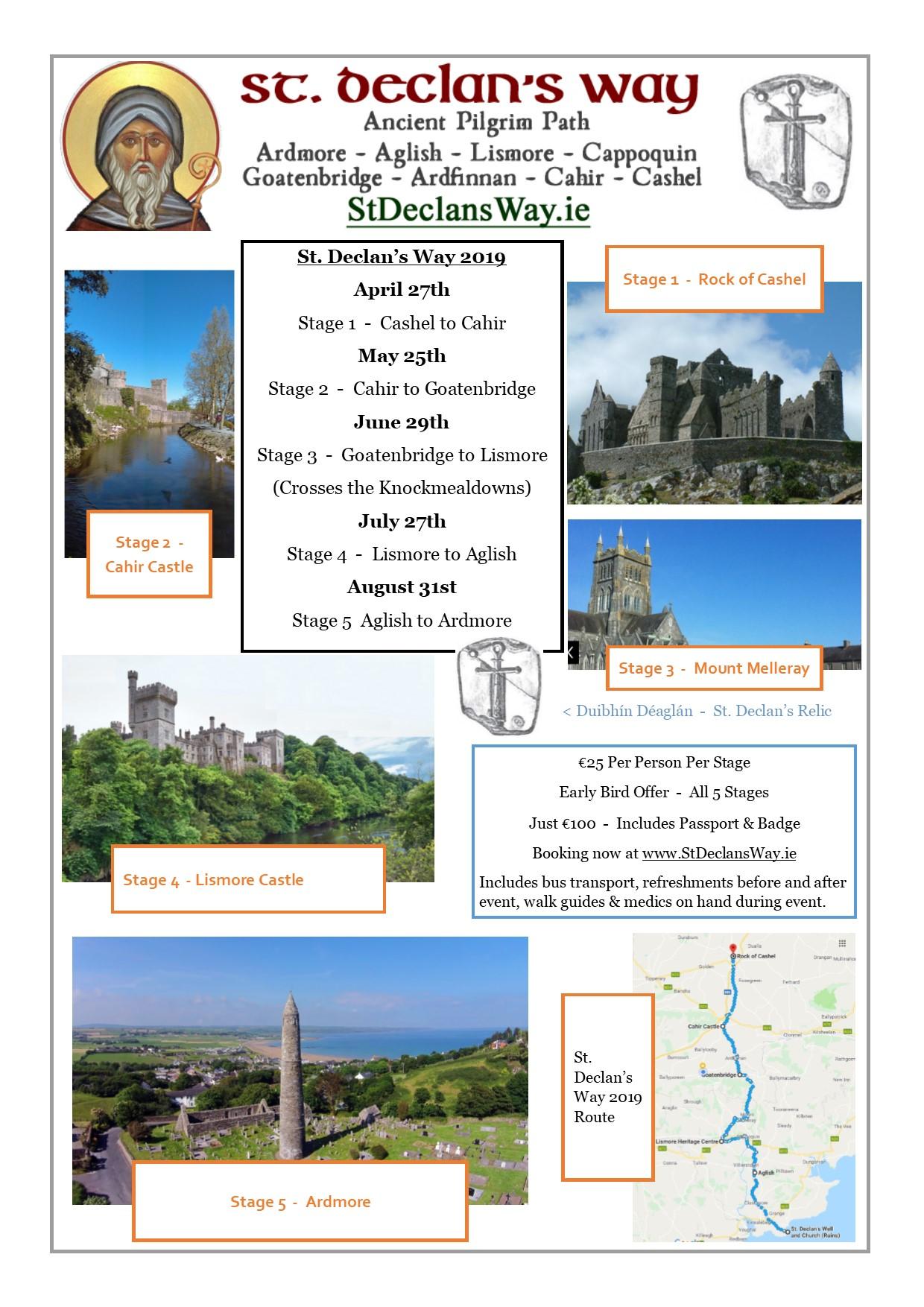 St. Declan's Way Brochure